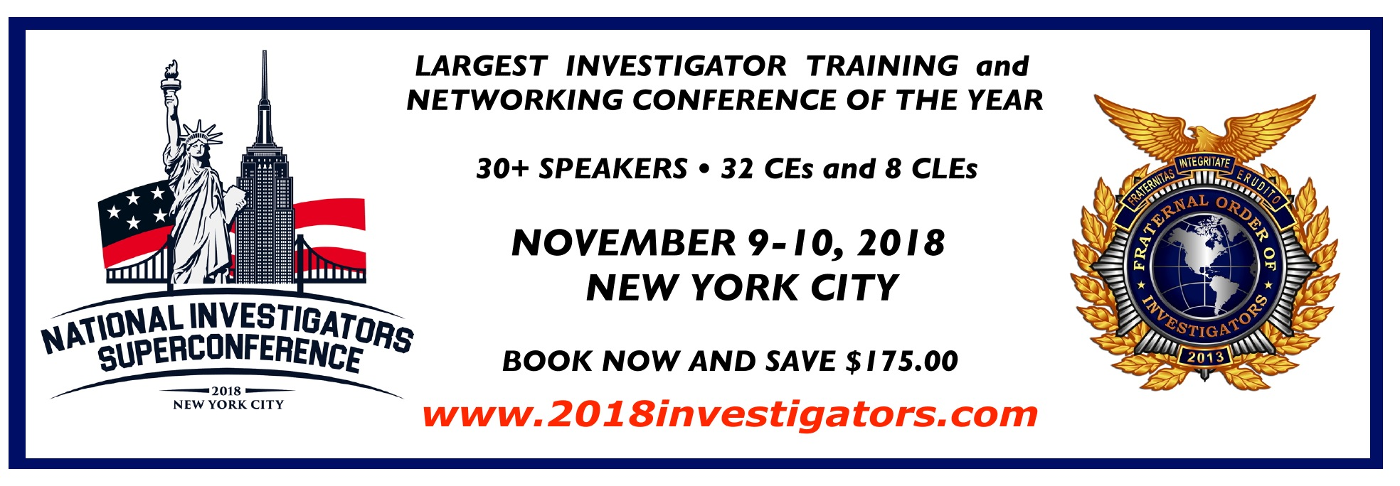 NYC Investigators SuperConference